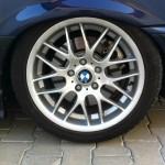 ЛИТЫЕ ДИСКИ R19 СВЕРЛОВКА 5X120 Разноширокие BMW